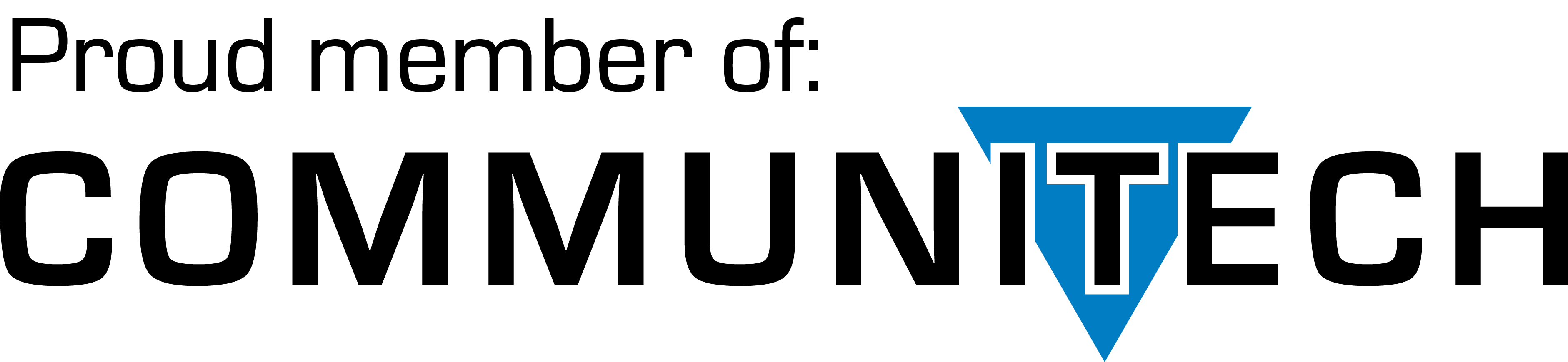 Proud partner of Communitech